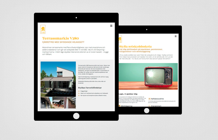 webbdesign Örebro StyRa