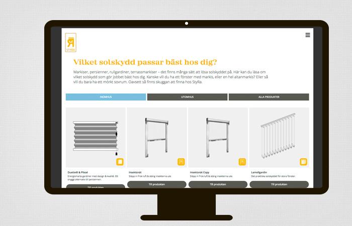 Webbyrå Örebro webbdesign